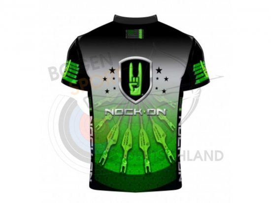 Bild 2 - Nock On Shirt Mens Shooter Jersey