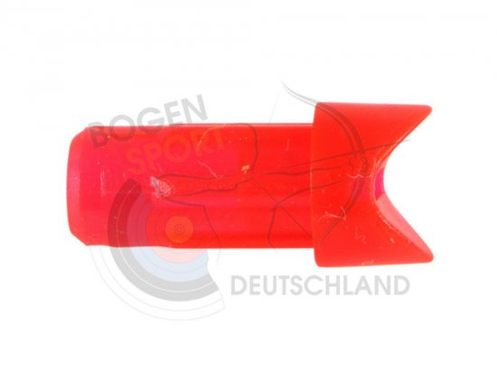 Bild 1 - Easton Bolzen Nocks FMJ Red Moon (12 St.)