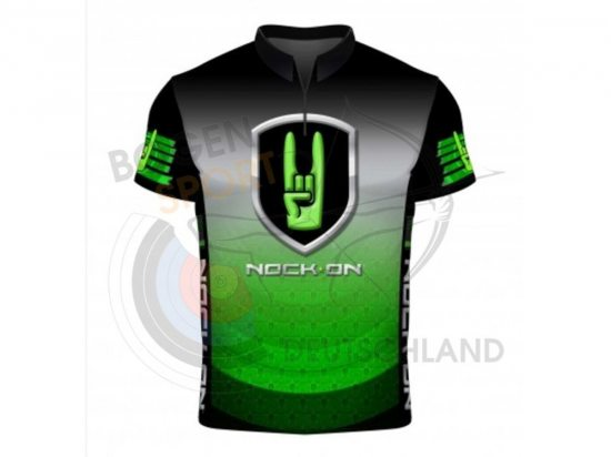 Bild 1 - Nock On Shirt Mens Shooter Jersey