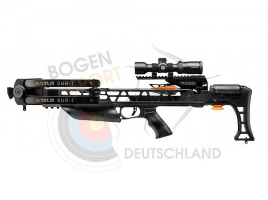 Bild 1 - Mission Armbrust SUB-1