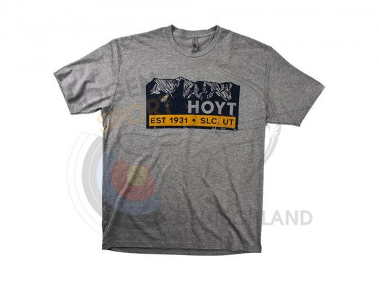 Bild 1 - Hoyt Men's T-Shirt Mountain View