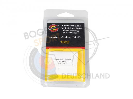 Bild 1 - Specialty Archery Linse Excalibur Small 1 3/8