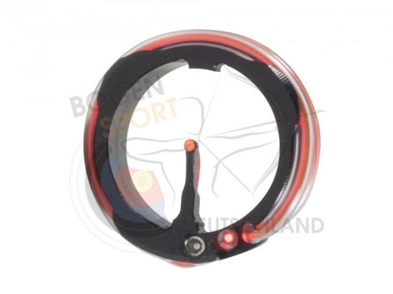 Bild 1 - Axcel Fire Ring Pin Curve