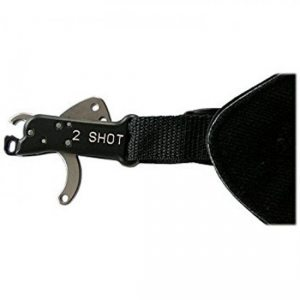 Carter Release Two Shot Buckle Strap