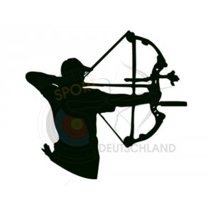 Arctec Archery Compound Aufkleber