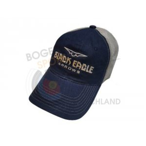 Black Eagle Shooter Cap