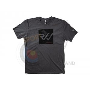 Hoyt Men's T-Shirt Redwrx Charcoal