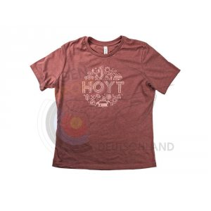 Hoyt Ladies T-Shirt Retro S/S