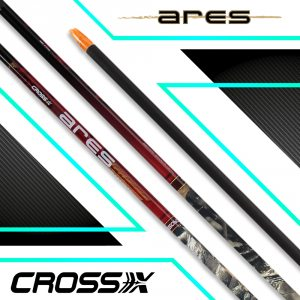 Cross-X Carbonschaft Ares 400 in 31