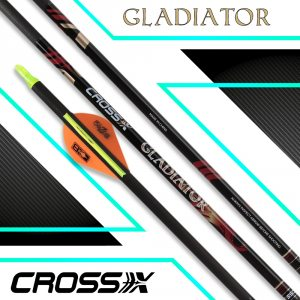 Cross-X Carbonschaft Gladiator
