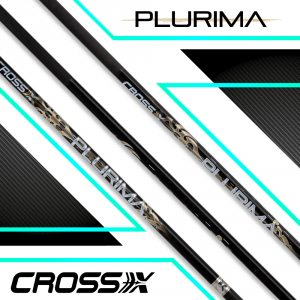 Cross-X Carbonschaft Plurima (12 St.)