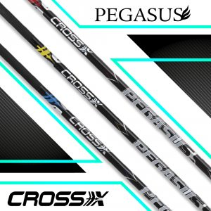 Cross-X Carbonschaft Pegasus (12 St.)