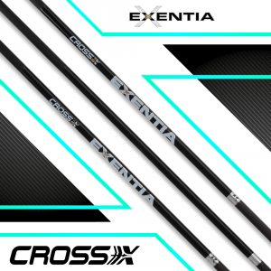 Cross-X Carbonschaft Exentia (12 St.)