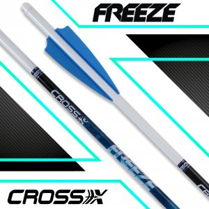 Cross-X Armbrustbolzen Freeze
