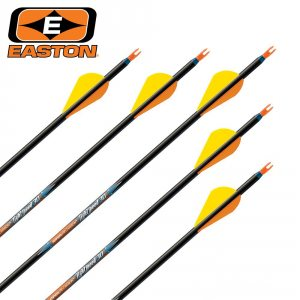 Easton LIGHTSPEED 3D Carbon Komplettpfeil (12)