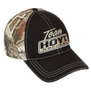 Team HOYT Base-Cap camo