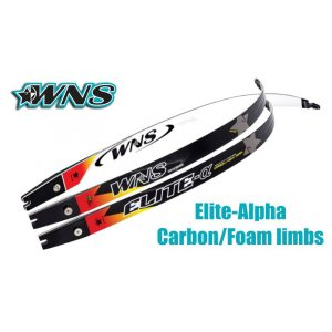 Winners Elite-Alpha Carbon Wurfarme