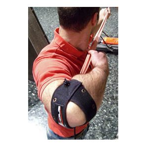 Spigarelli Elbow Pad Elastic Connection