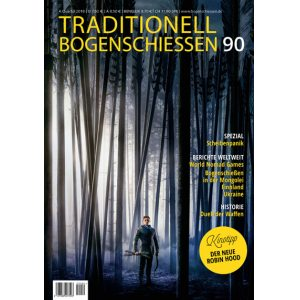 Traditionell Bogenschiessen 90